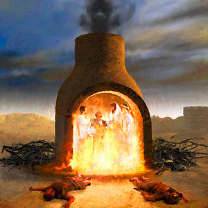 God in the Furnace