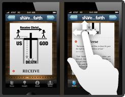 Share Your Faith App