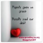 Gifts Of God's Grace