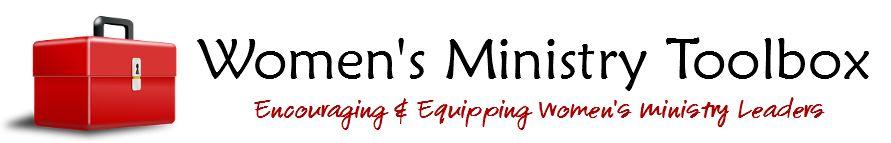 womens ministry tool box