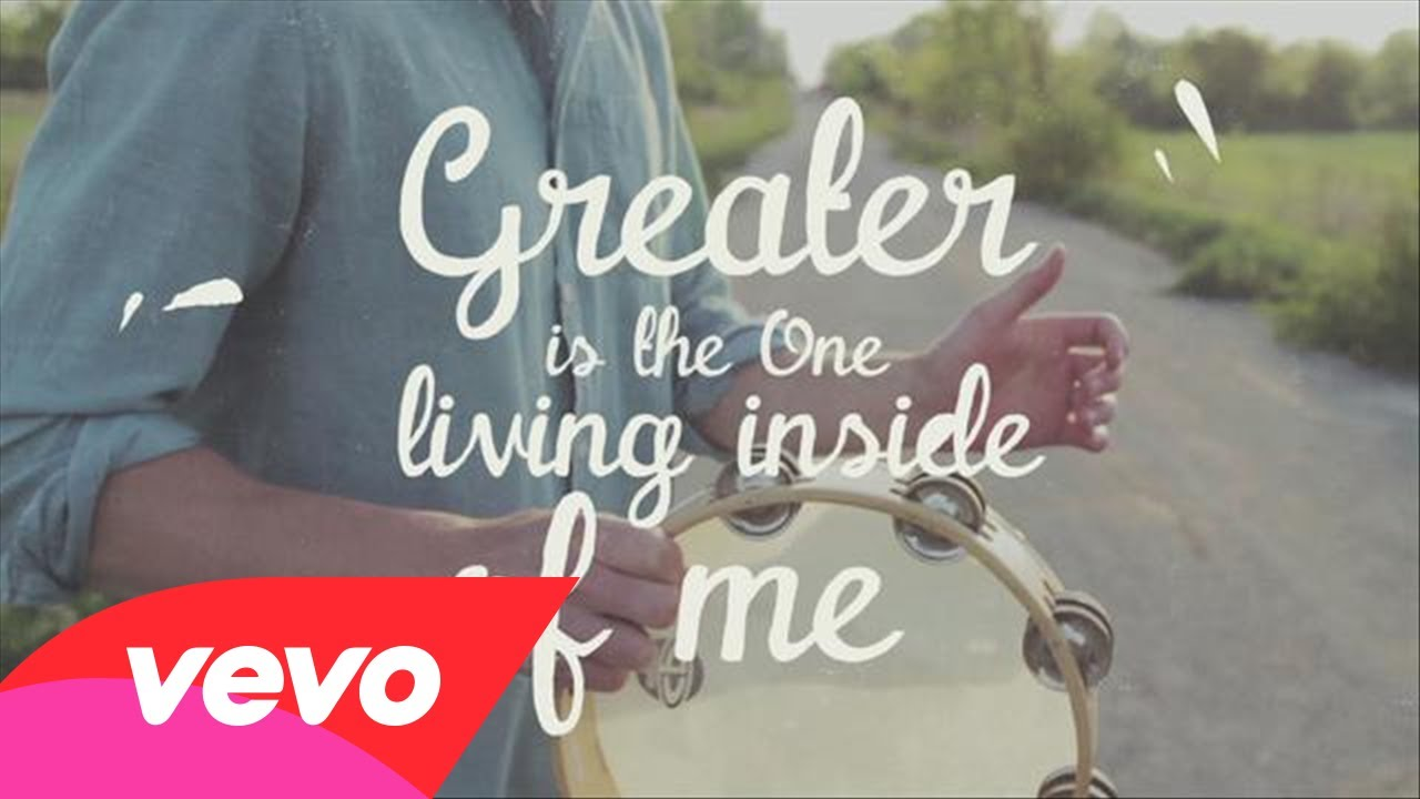 Greater – Mercy Me