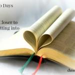 Week 1 Bible in 90 Days