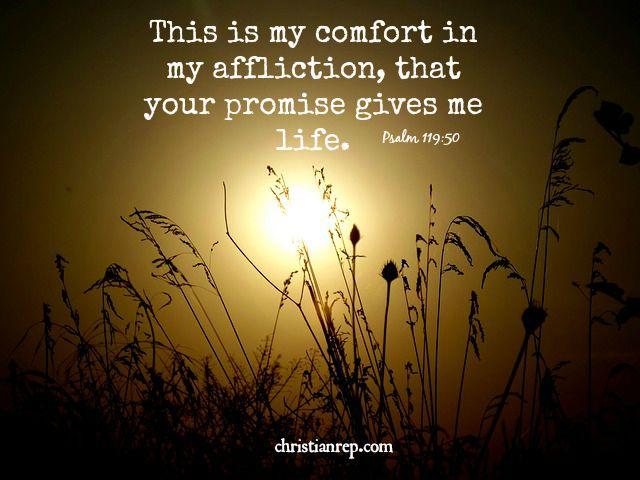 psalm 119 50