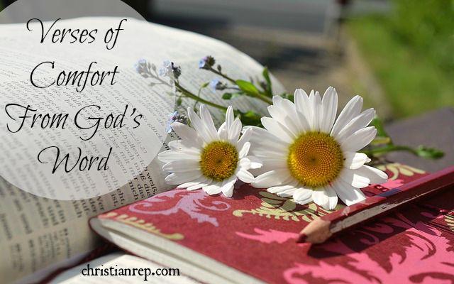 verses of comfort
