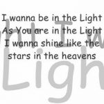 In The Light – Anthem Lights Feat. Jamie Grace (acoustic)