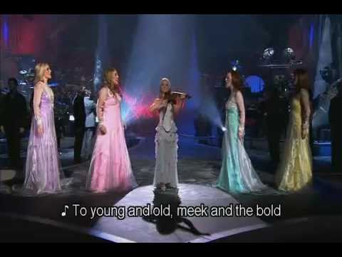 Carol Of The Bells – Celtic Women