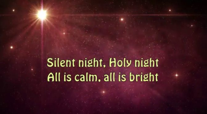 Silent Night – Casting Crowns