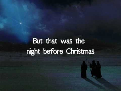 The Night Before Christmas – Brandon Heath
