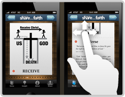 Share Your Faith App