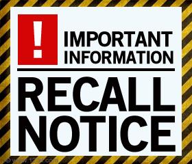 A Recall Notice