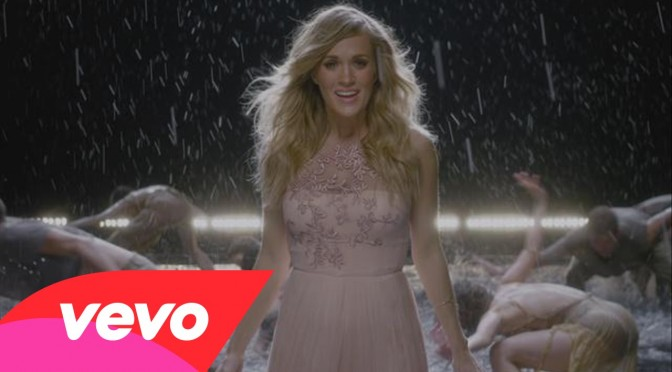 There Must Be Something In The Water – Carrie Underwood