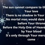 Christmas Offering - Casting Crowns
