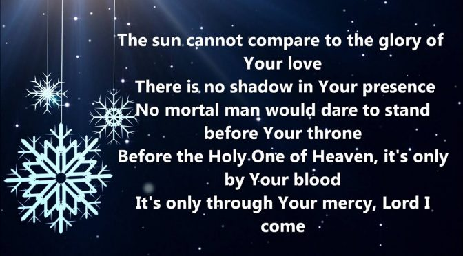 Christmas Offering – Casting Crowns