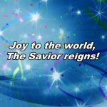 Joy To The World - Chris Tomlin